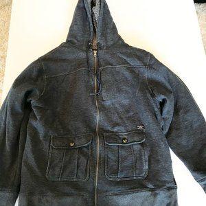 🌸2FOR$25 O'Neill Sherpa Fleece Lined Sweatshirt